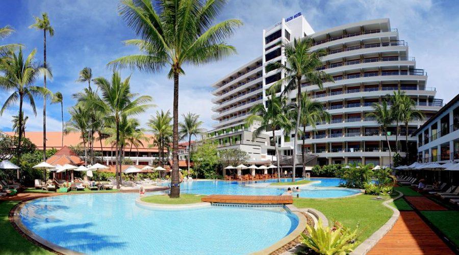 Phuket utazás Patong Beach Hotel