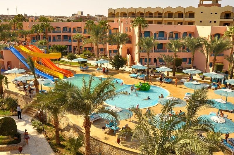 Hurghada utazás Le pacha resort