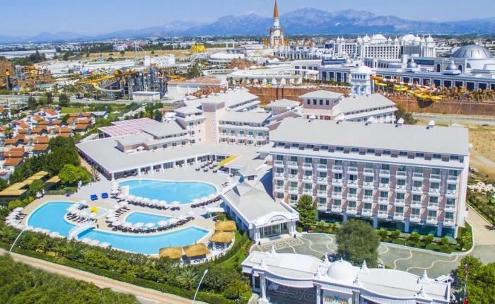 Belek utazás Innvista Hotels