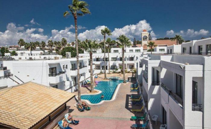 Ciprus utazás Anthea Apartment