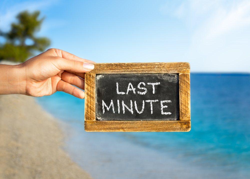 last minute utazás