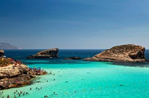 Málta látnivalók