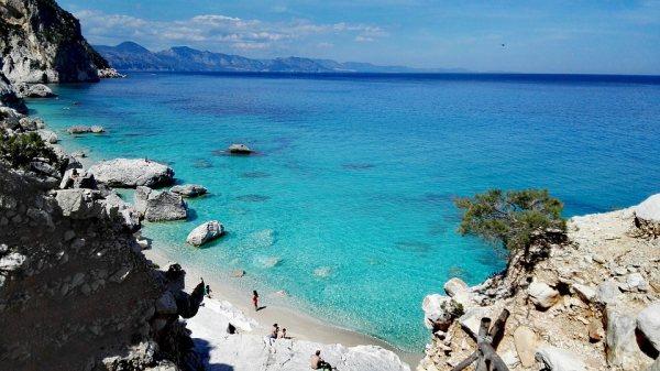Szardínia egyik legrejtettebb strandja