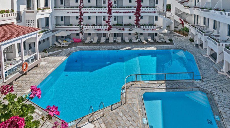 Kréta utazás Ariadni Hotel