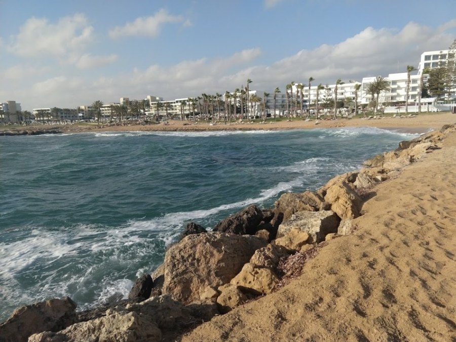 Ciprus élménybeszámoló