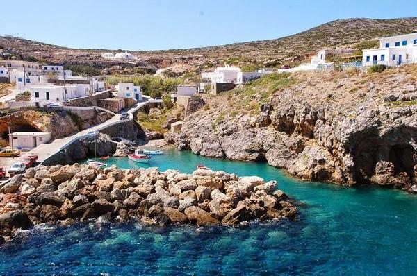 Ingyen ház Görögországban Antiküthera