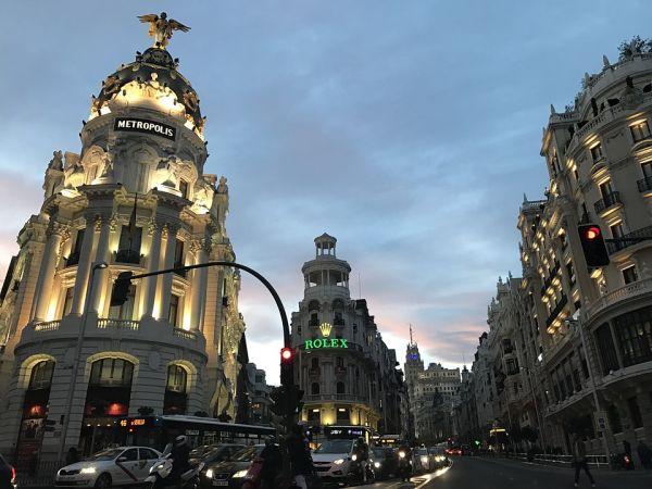 Madrid látnivalók