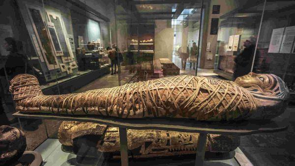 A British Múzeum a világ egyik legismertebb múzeuma