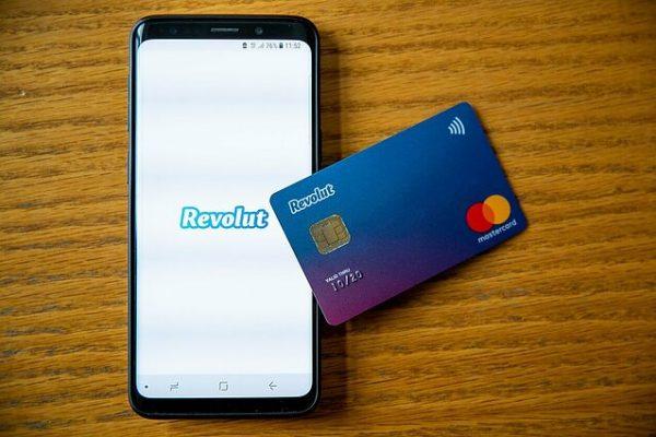Revolut kártya