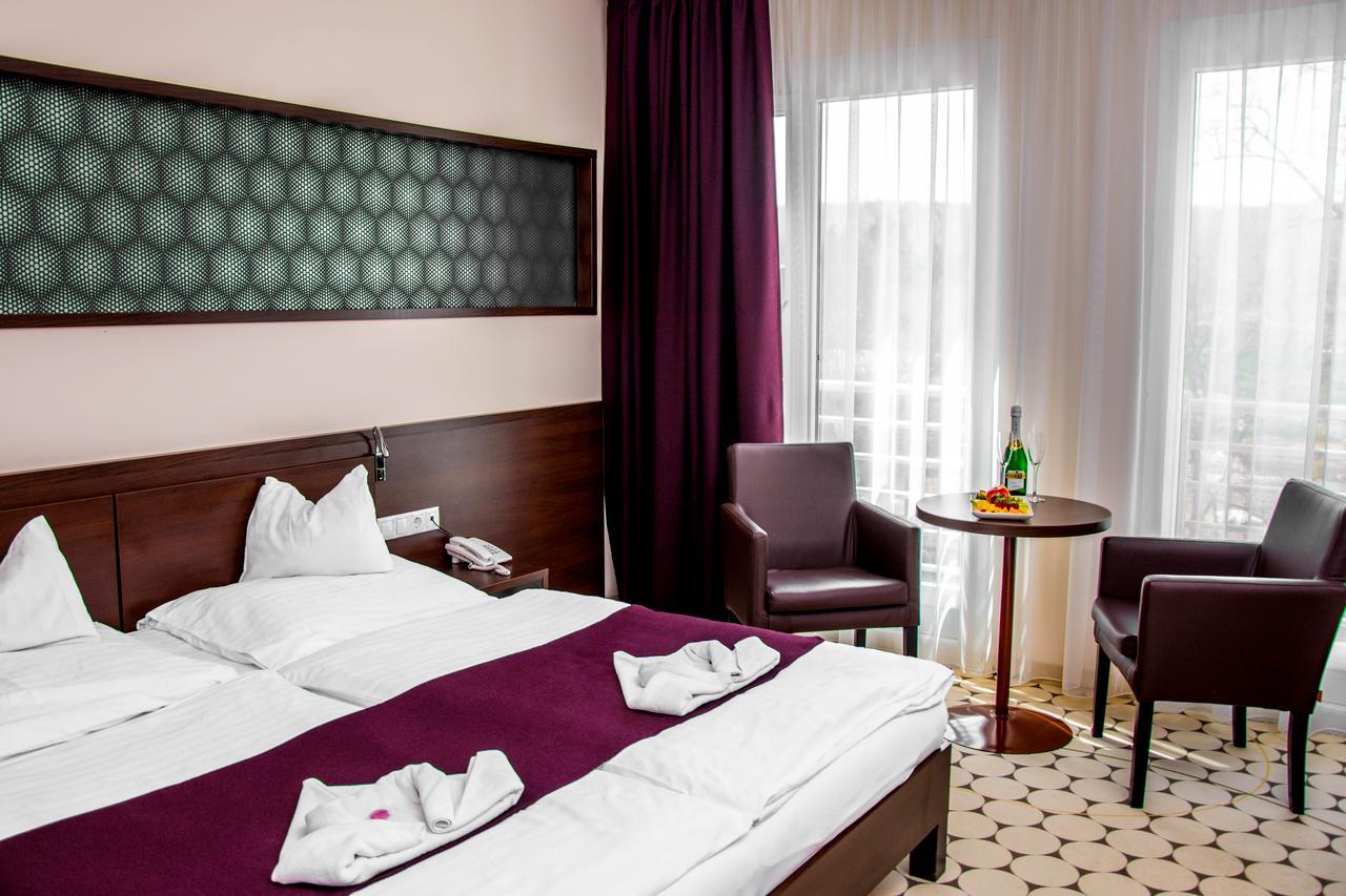 Hotel Aurora szobák