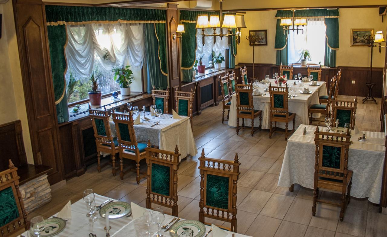 Kikelet Hotel étterem