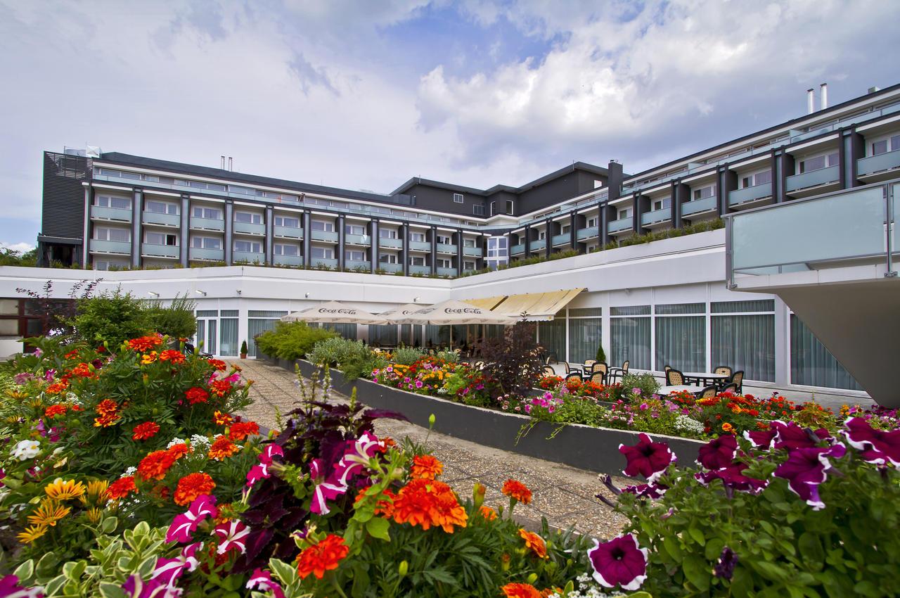 Hunguest Hotel Forrás - a szálloda