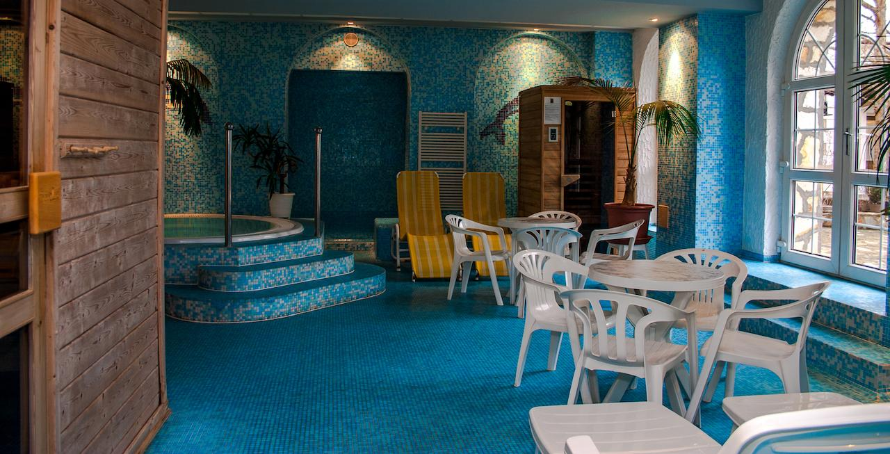 Kikelet Hotel wellness