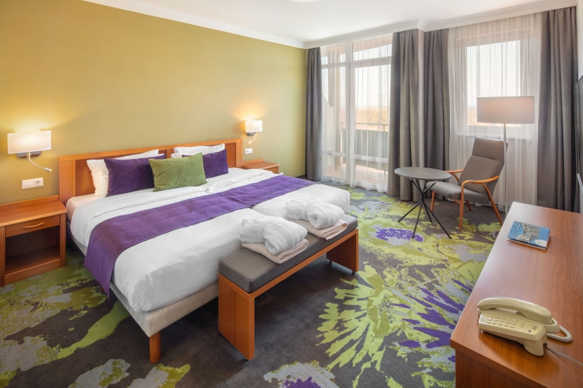 Hotel Karos Spa - Superior plus kétágyas