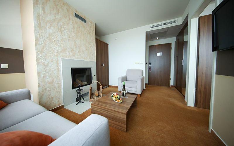 Hunguest Hotel Forrás - apartman