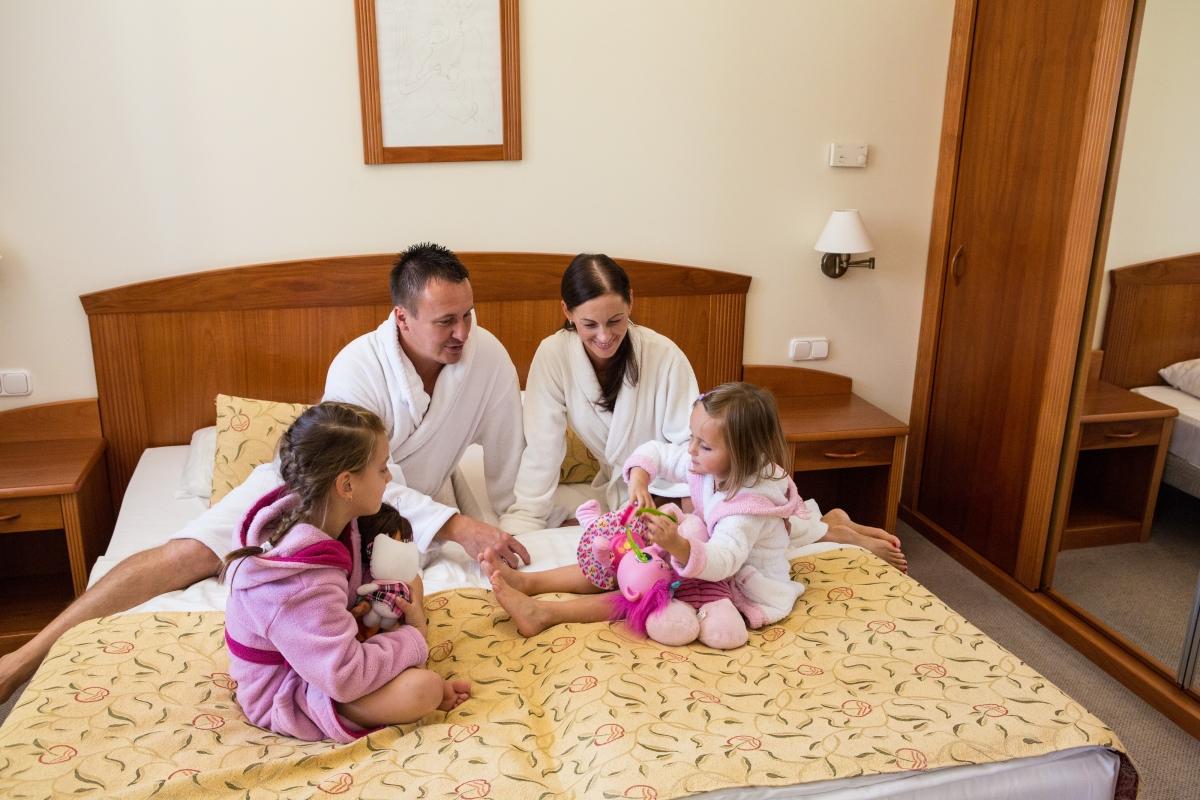 Hotel Karos Spa - Családi szoba