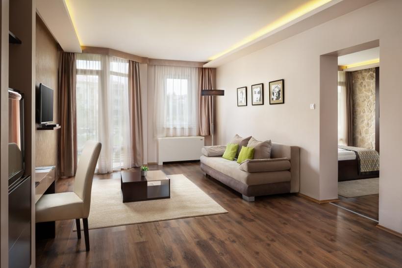 Hotel Karos Spa - Apart szoba