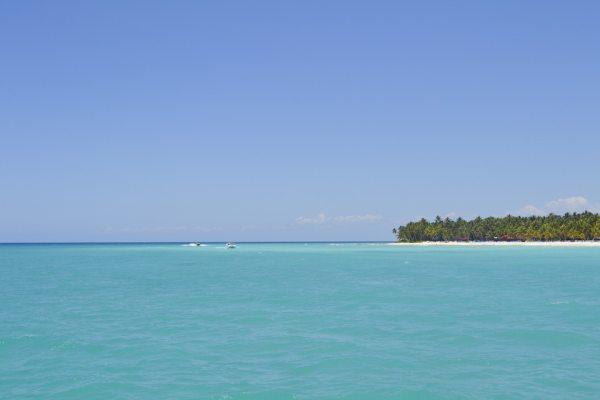 Saona szigetét fakultatív program keretében keressük fel!