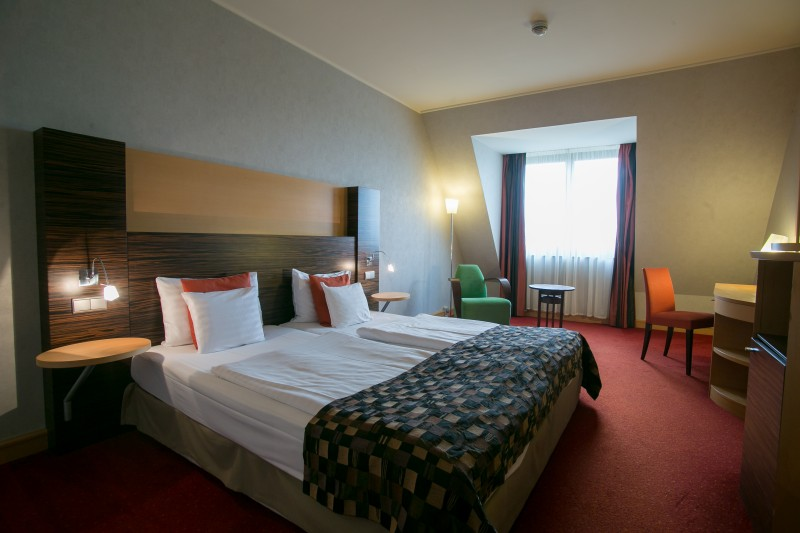 Greenfield Hotel standard szoba