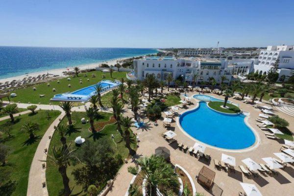 Tunézia legjobb szállodái, nyaralás, fakultatív programok