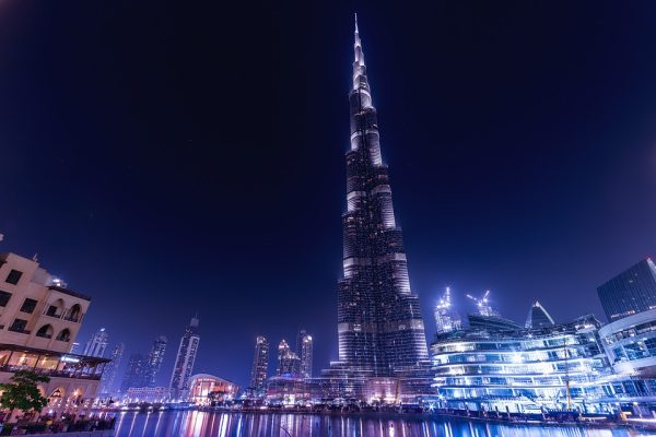 Dubaj, Burj Khalifa