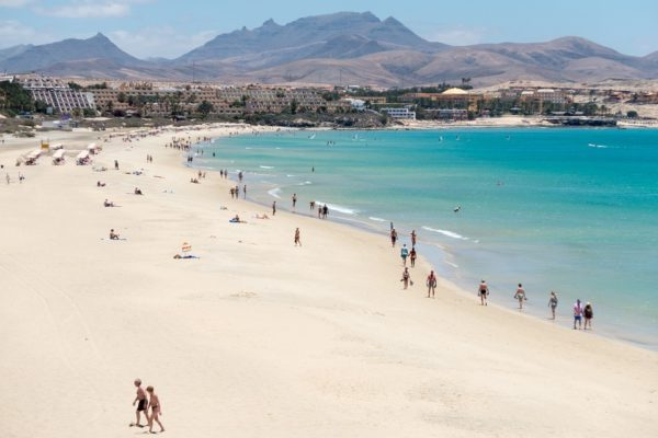 Fuerteventura legjobb tengerpartjai és szállodái