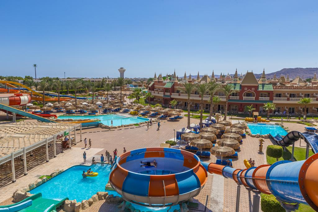 Sharm el Sheikh, Aqua Blu Resort